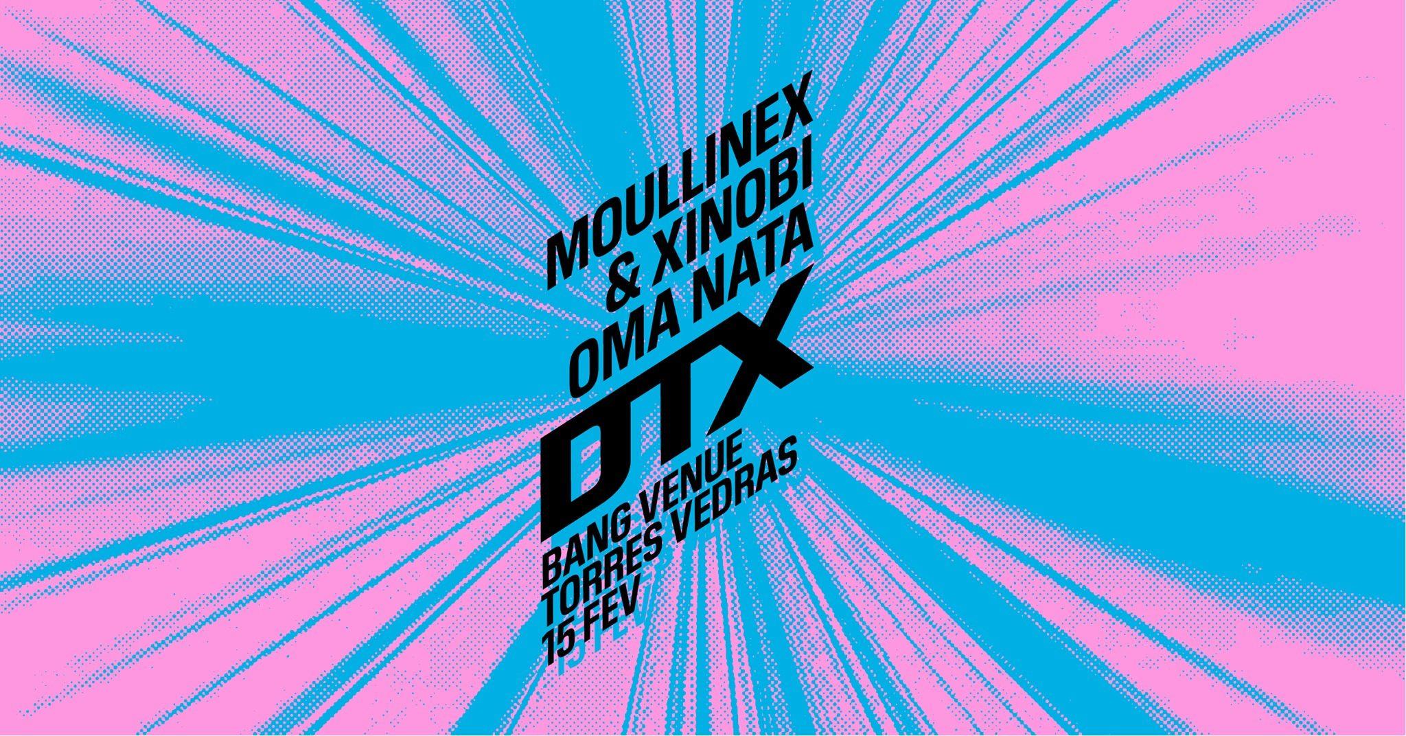 Moulinex & Xinobi